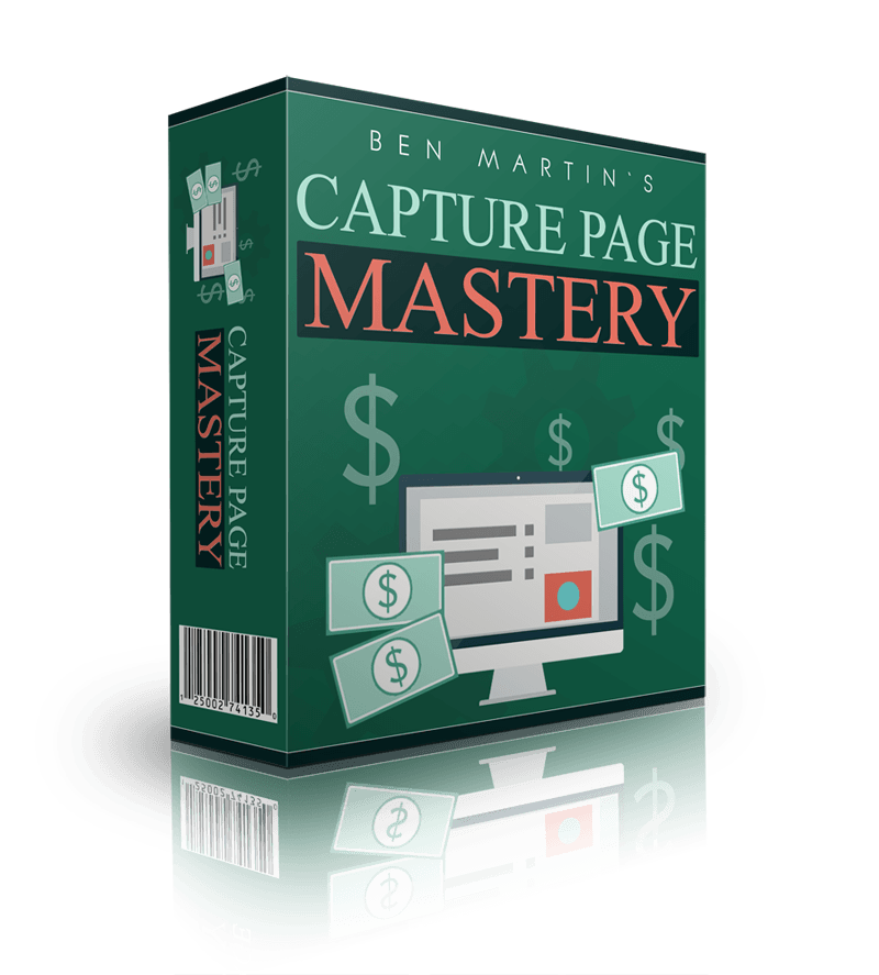 capture page mastery