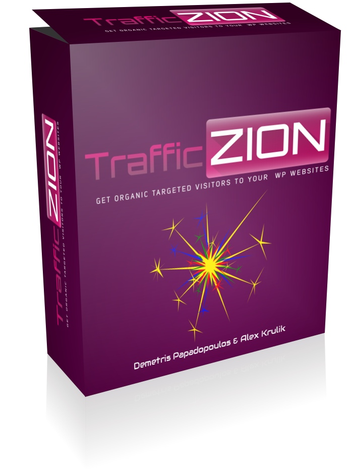TrafficZion Review and Bonus