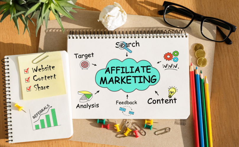 https://www.freepik.com/premium-photo/notebook-with-toolls-notes-about-affiliate-marketing_12819667.htm?query=affiliate%20marketing