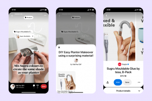 Pinterest rolls out new features that let creators make money from Pins